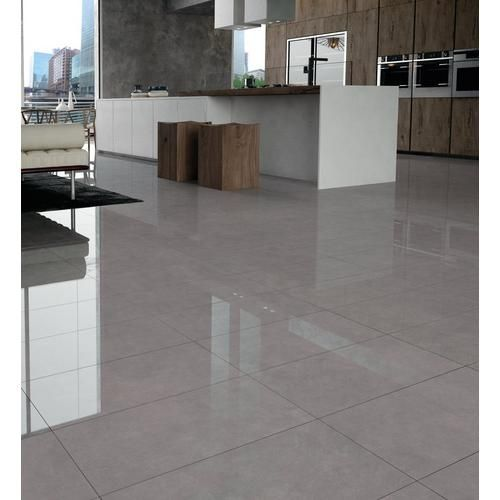 concept gray ii polished porcelain tile