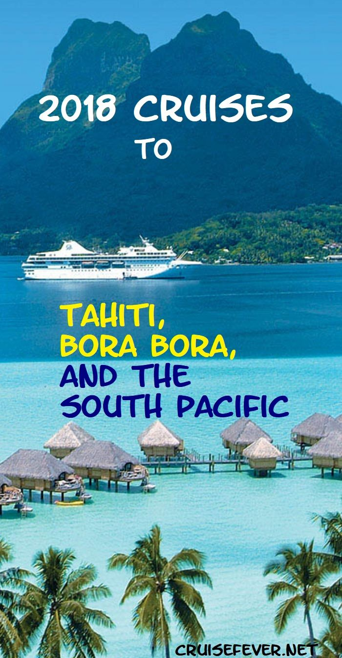 Luxury cruise line Paul Gauguin Cruises, operator of the highest-rated and longest continually sailing luxury cruise ship in the South Pacific, has debuted their 2018 Tahiti, French Polynesia, & the South Pacific brochure. http://cruisefever.net/cruise-line-announces-2018-cruises-tahiti-bora-bora-south-pacific/