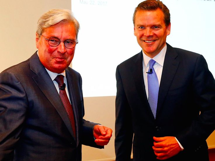 Huntsman and Clariant are joining forces to create a $14 billion chemical behemoth