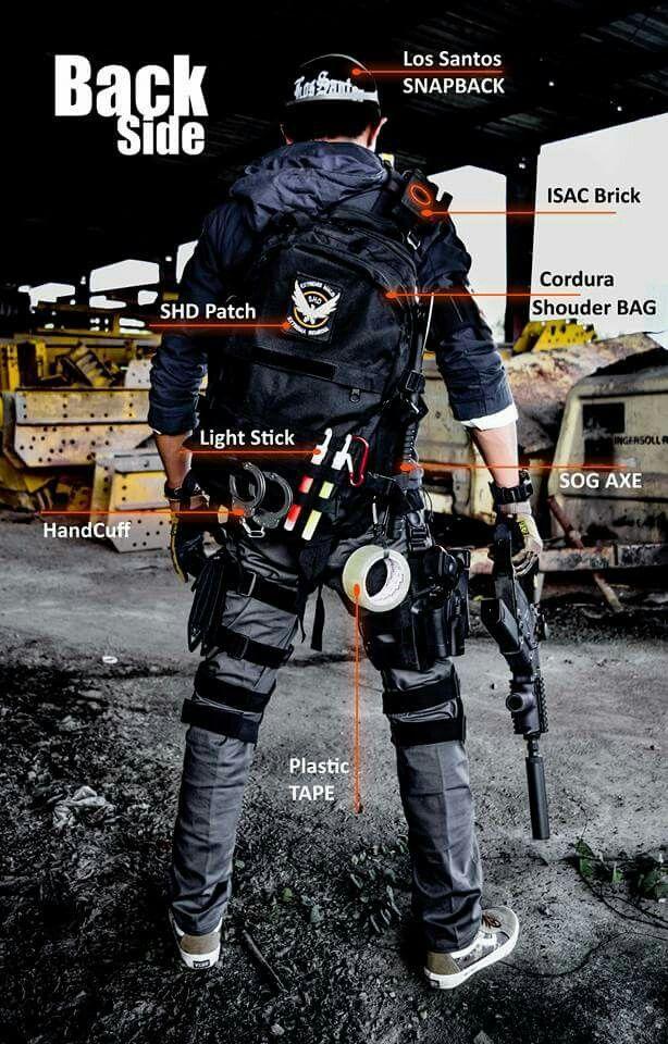 50e10cf2f46 The División gear tactical