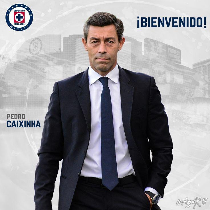 Cruz Azul oficializa el fichaje del técnico portugués Caixinha   El Puntero