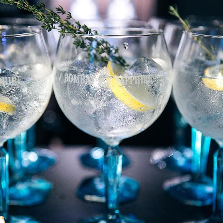 Gin & Tonic / The Grand Journey - Leverstoke Express