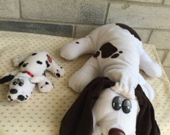 1985 Pound Puppies 18 Puppy & 8 Newborn Puppy