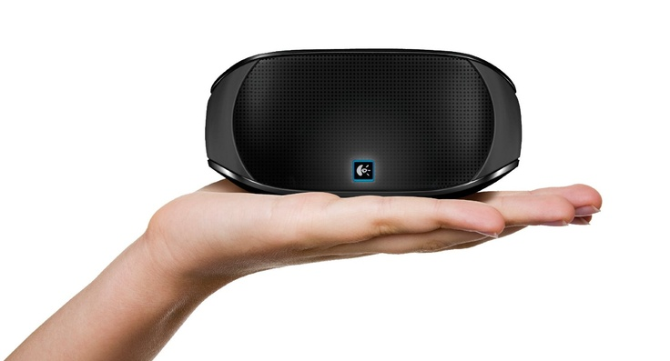 logitech boombox for your blackberry