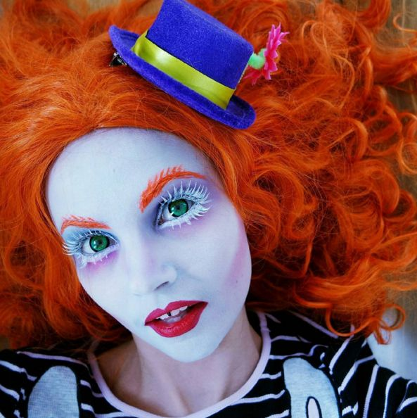 Best 25+ Mad hatter wig ideas on Pinterest | Mad hatter halloween ...