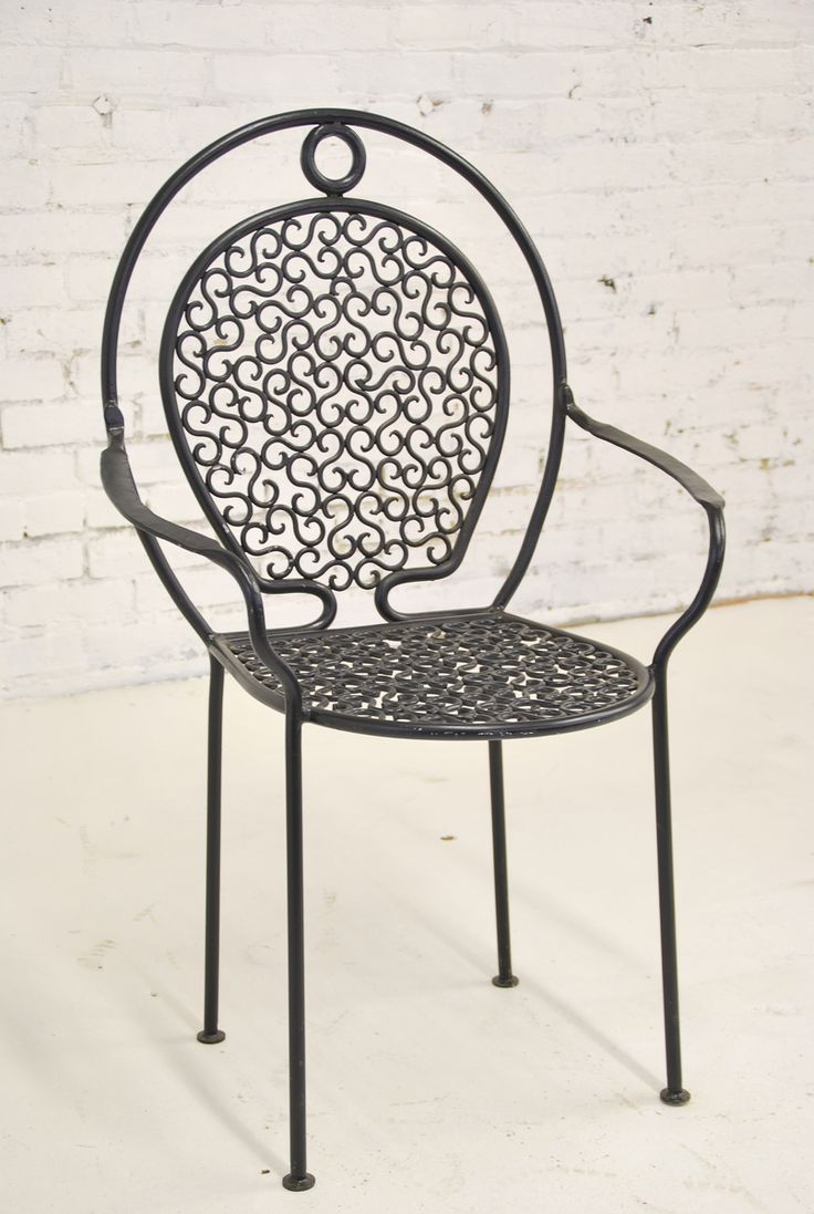 rot iron furniture. Wrought Iron Chair Rot Furniture R