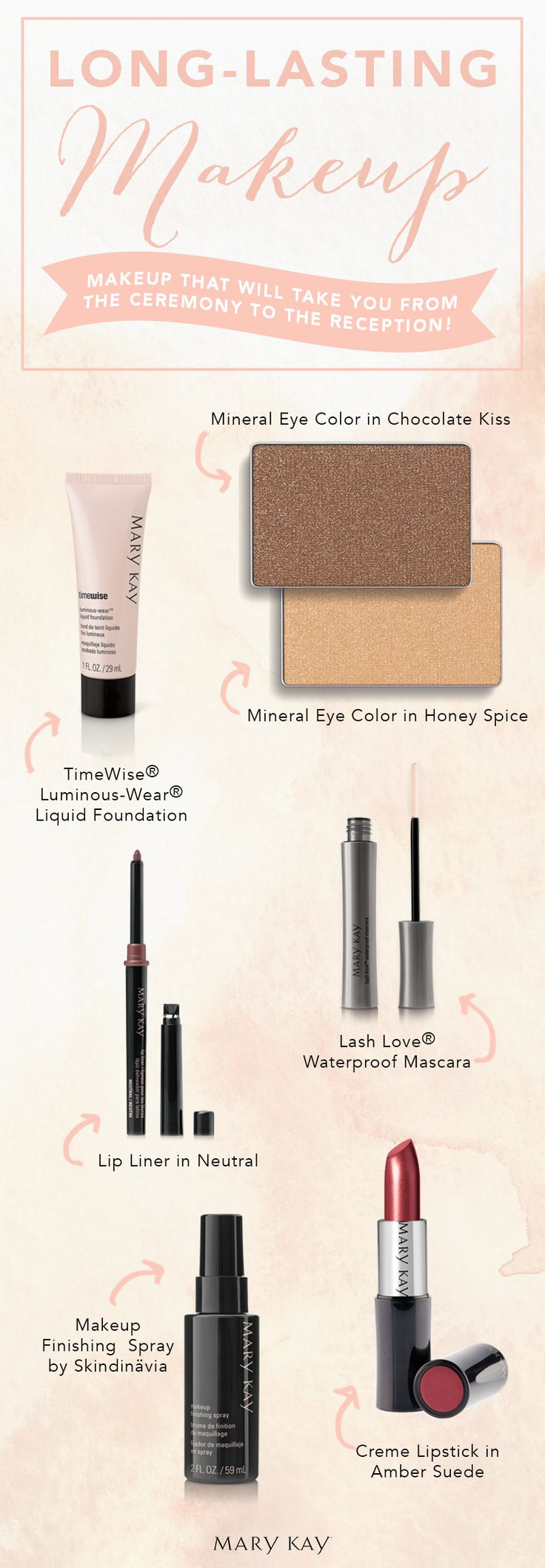 Mary Kay makeup products marykay.com/mgraves2020