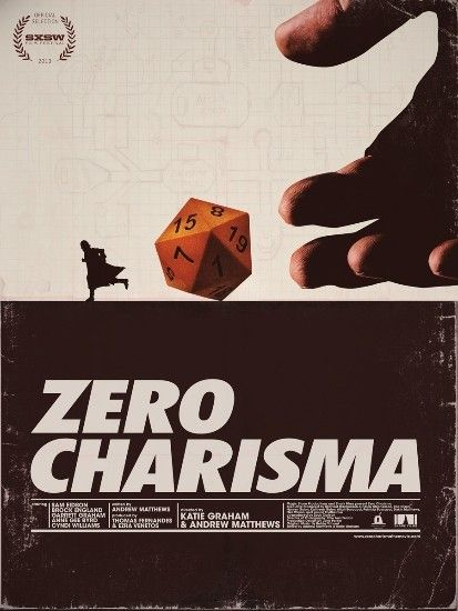 New York Comic Con opening night to include 'Zero Charisma' New York Premiere