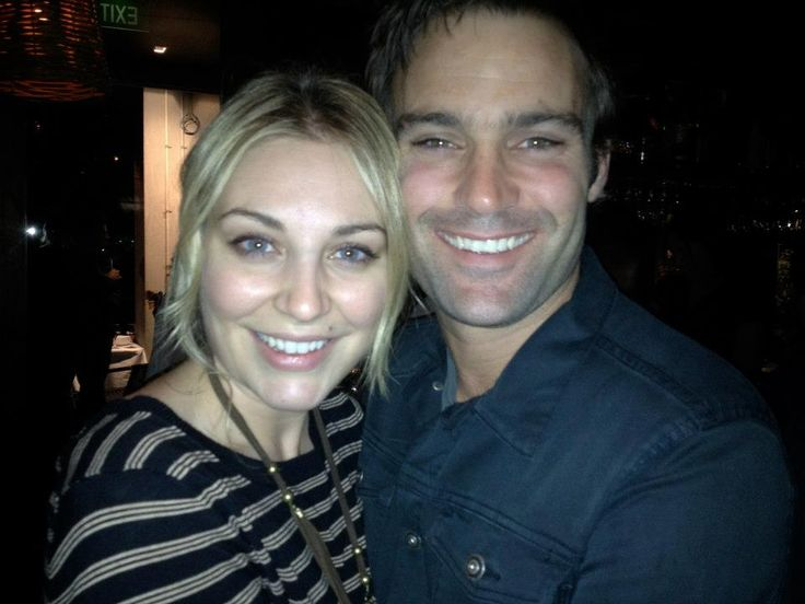 Offspring - The Reid Siblings (Patrick and Kate)  — Kate Jeggingson and Matt Le Nevez.