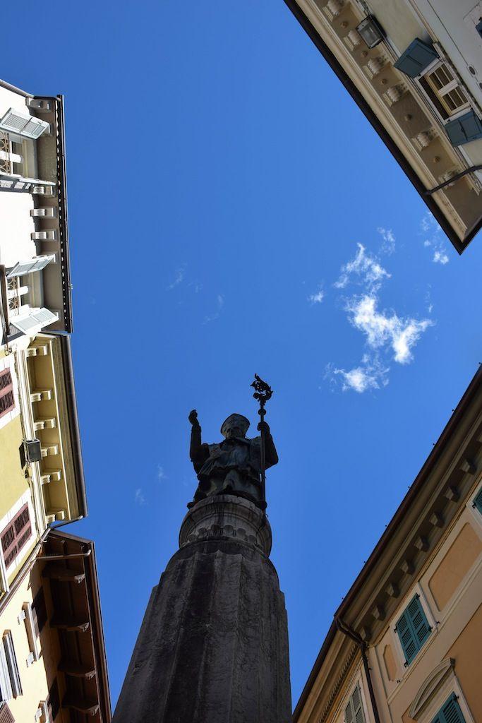 Salo' - Il Santo Patrono - San Carlo