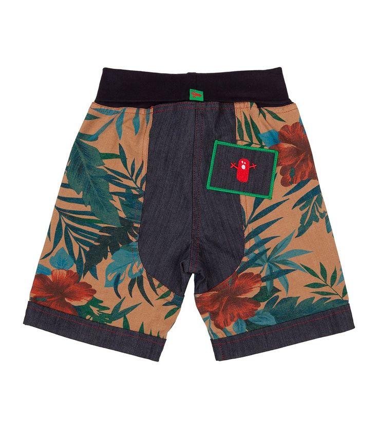 Cruisy Short - Big, Oishi-m Clothing for kids, Holiday 2015, www.oishi-m.com