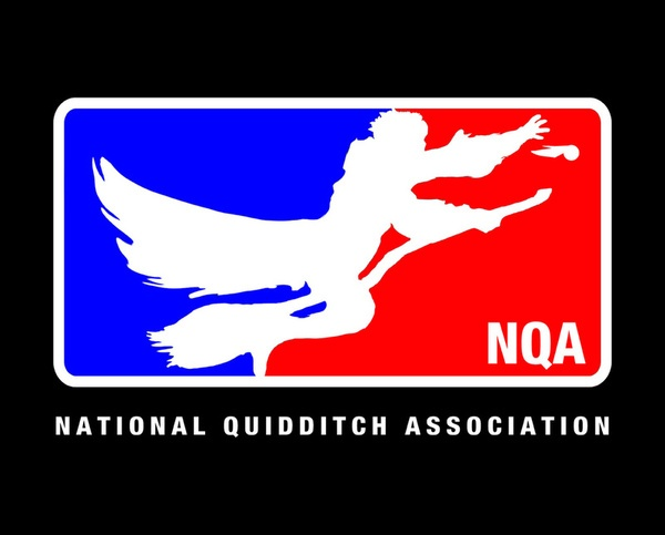 National Quidditch Association (NQA) Art Print