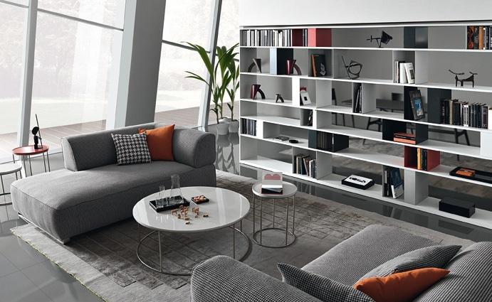 Urban Bookshelf