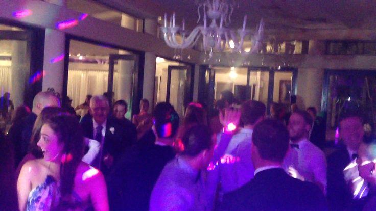 Nicky & Daniel - wedding dj brisbane dancing