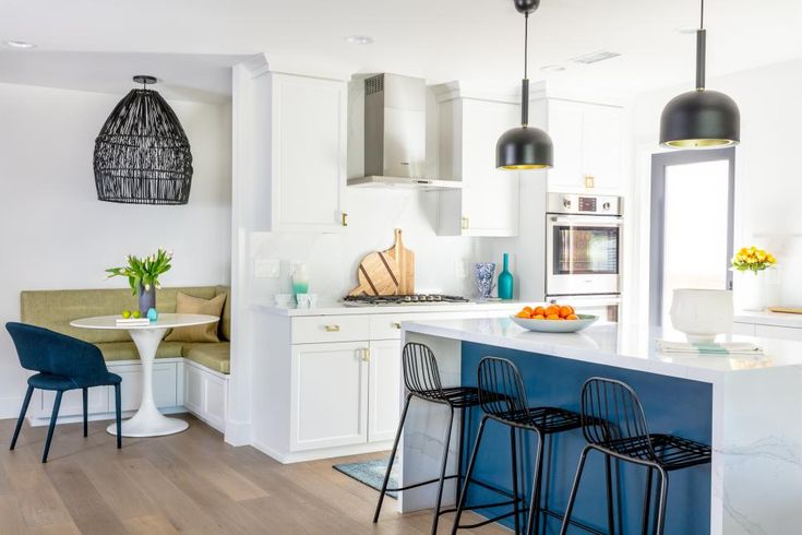 Pictures of Colorful Kitchens: Ideas for Using Color in the Kitchen