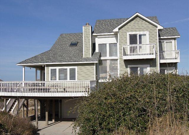 Bald Head Island Rentals Station House Way