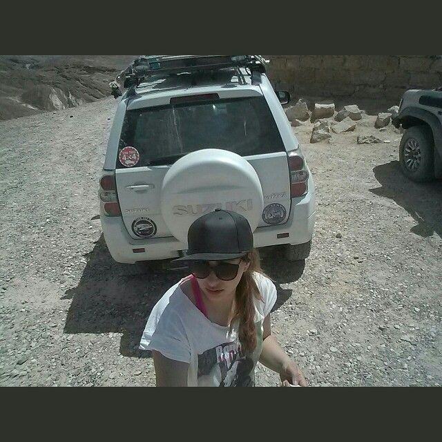טיול ג'יפים במדבר