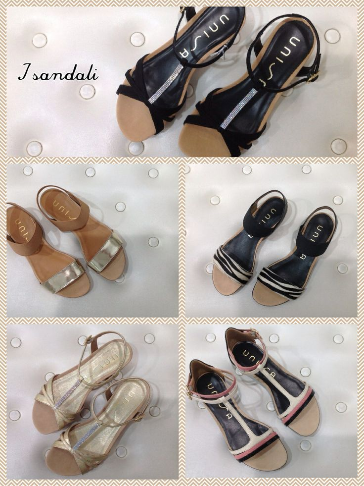 I sandali..