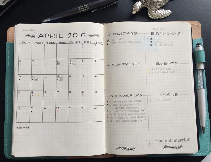 A How-To Guide to Bullet Journaling