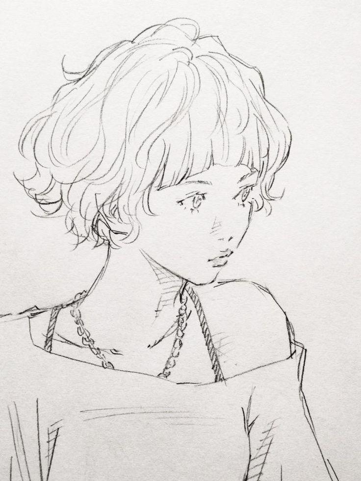 Mejores 13 imágenes de draw en Pinterest | Dibujo manga, Técnicas de ...