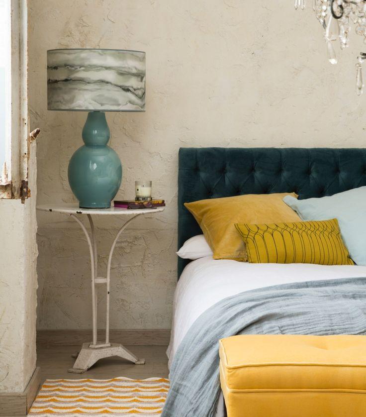 1000 ideas sobre cabecero de terciopelo en pinterest - Cabeceros de cama vintage ...