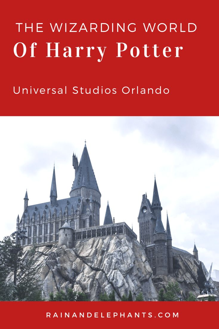 The Wizarding World of Harry Potter 52