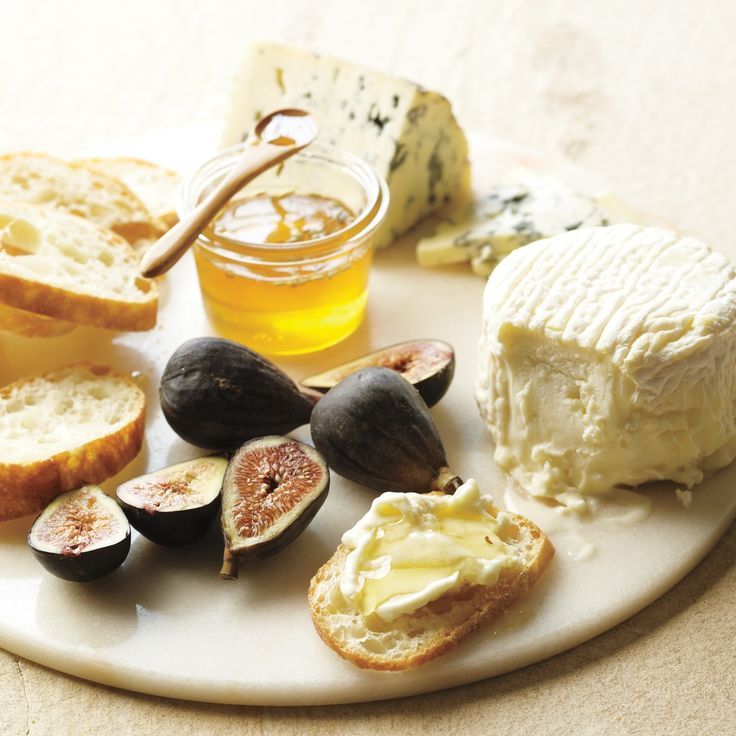 Cheeses with Fennel-Infused Honey and Fruit & 41 best Cheese Plates u0026 Displays images on Pinterest | Cheese ...