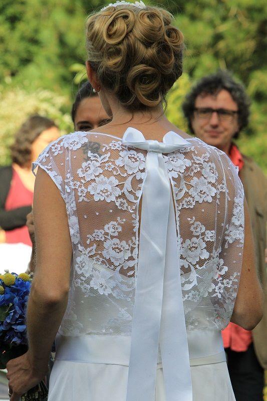 La mariée.