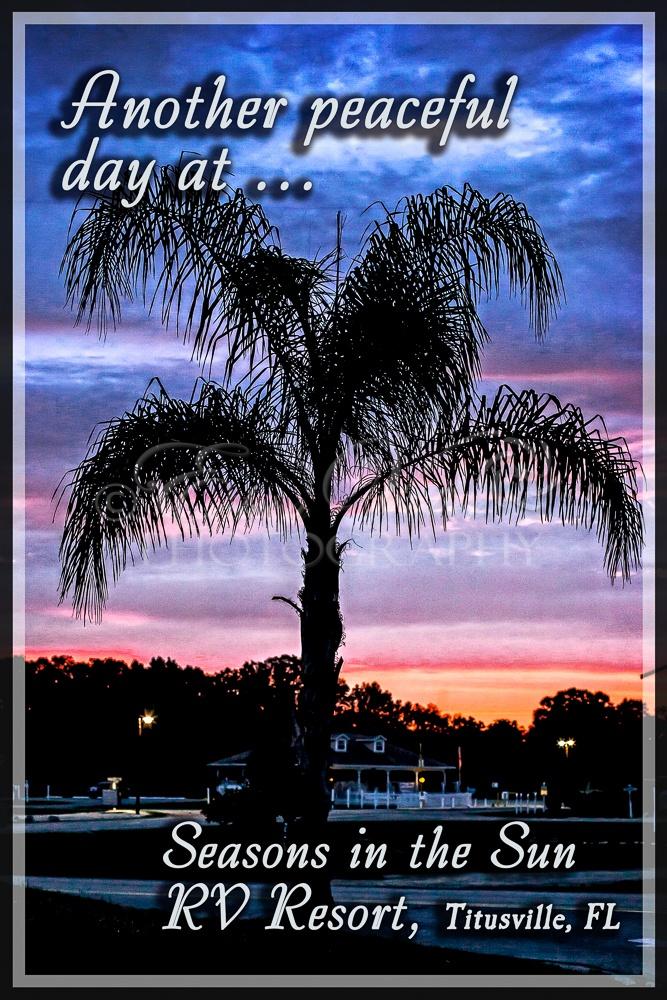 Seasons in the Sun RV & Motorcoach Resort, Titusville, Florida
