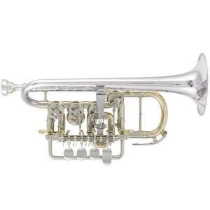 High-Bb/A Piccolo Trumpet Custom J. Scherzer 8111ST-L