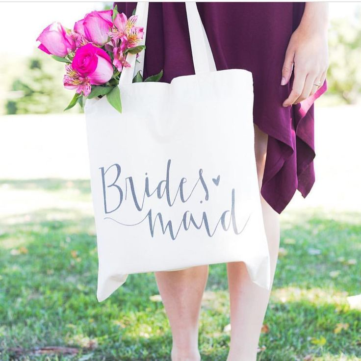 """We have just about made it to Tennessee ....about 11 hours of driving/sitting in the car for this one today :) My cousin is getting married this weekend and it reminded me of these adorable Bridesmaids bags and small gifts ideas we put together with @zazzle for my sisters wedding about 6 months ago.....search """"bridesmaids"""" #ontheblog for all the details! #ad #bridesmaids #wedding #weddingfun #weddedbliss #makersgonnamake #diy http://gelinshop.com/ipost/1517756578315561246/?code=BUQJ5EKAuke"""