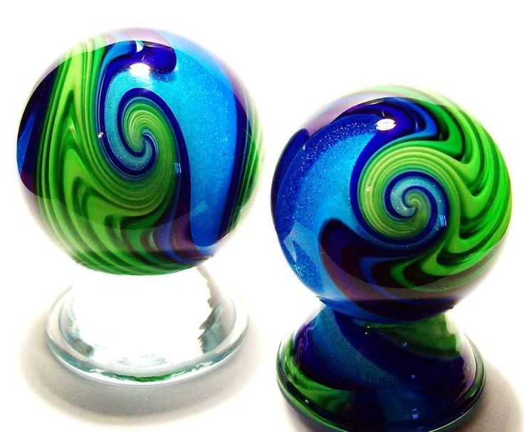 Green Glass Marble : Best eddie seese art glass marbles images on pinterest