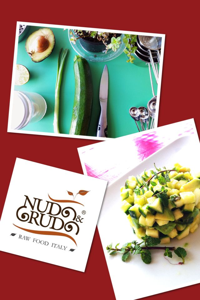 It's July 11! International Raw Food Day! Here is our little gift for your special lunch today. N sought after tartare recipe! Just share the pic and sign up to our newsletter by clicking here: https://www.facebook.com/NudoeCrudoRawFoodItalyUk?sk=app_100265896690345_data . So easy!  Thank you and enjoy this very special opportunity to share the raw food beauty around the world!