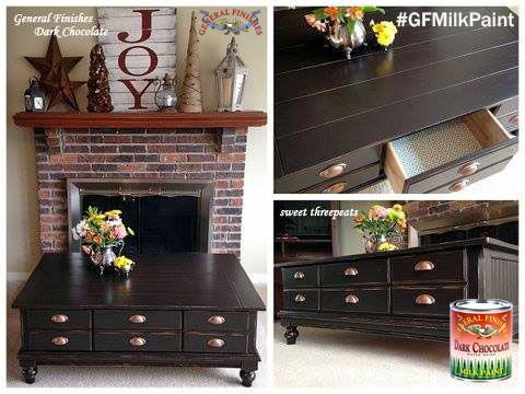 50 Best Brown Painted Furniture Images On Pinterest