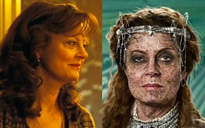 Susan Sarandon em Cloud Atlas