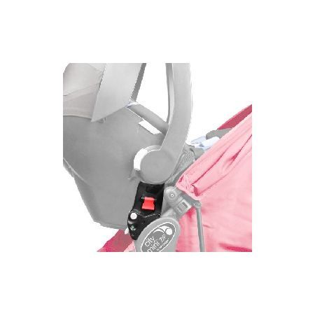 Baby Jogger Car Seat Adapters For Zip The Zip Car Seat Adapter is the easiest way to turn your stroller into a customized travel system. Attaching your car seat to your Vue has never been easier with a few simple steps and no tools needed http://www.MightGet.com/march-2017-1/baby-jogger-car-seat-adapters-for-zip.asp