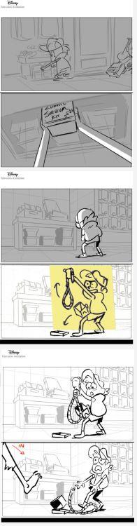 yotambienquieroserpopular:Censored joke from Gravity Falls' second season OH MY GOD