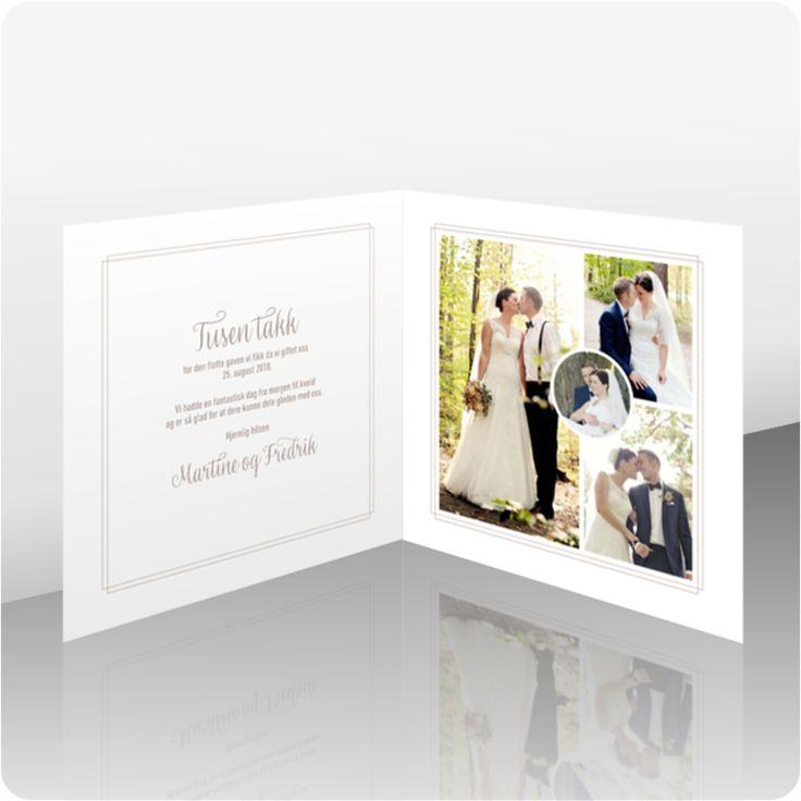 Takkekort bryllup, 112146