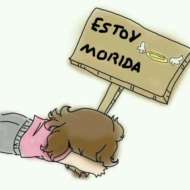 ESTOY MORIDA♡