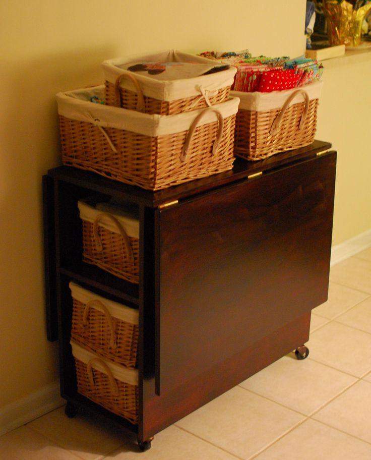 Best 25 Folding Sewing Table Ideas On Pinterest Folding Table Diy Folding Kitchen Table And