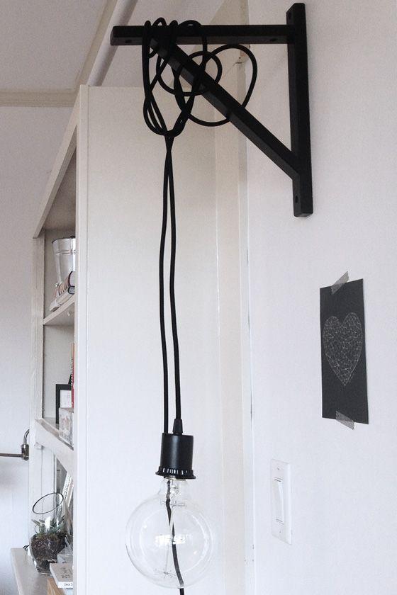 une applique murale design pas chre en diy appliquemurale design ekbyvalter - Applique Chambre Ikea