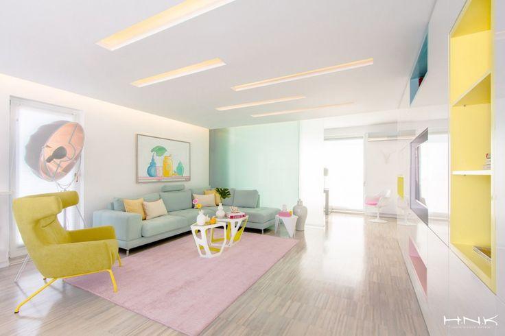 livingroom design   by Hamid Nicola Hatrib @ H.N.K.