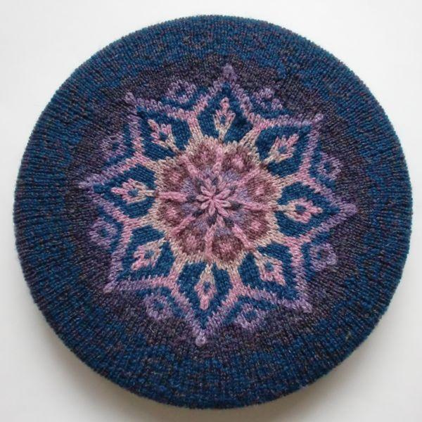 Tam Hat Knitting Pattern Free : 17 beste afbeeldingen over Knit Fair Isle Hat op Pinterest ...