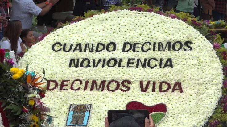 Feria de las Flores Medellin Turismo por Colombia