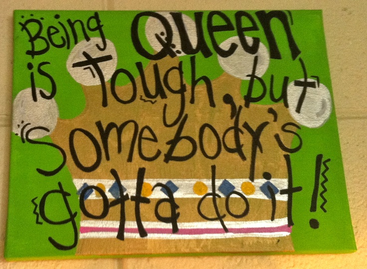 oh lord it's hard to be humble & tough being queen when you're a ZTA and an Arkansas Razorback Fan!