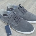 Fred Perry suede grise