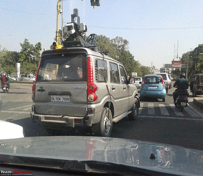 India Rejects Google Street View Plan Over Security Concerns