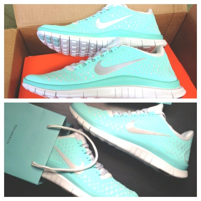 tiffany frees runs , womens nike free 4