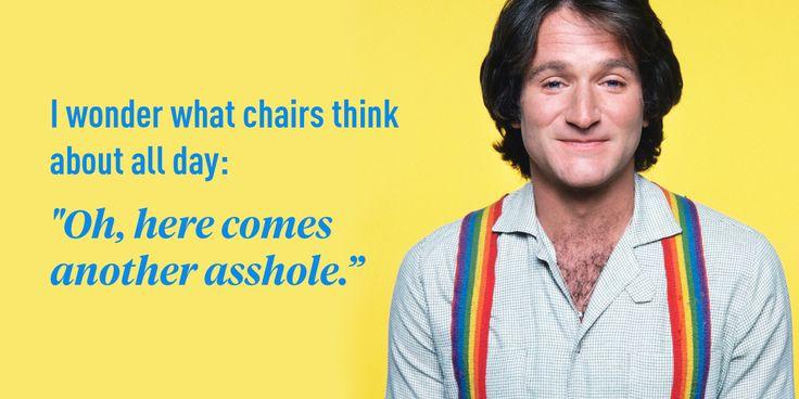 8 of Robin Williams's Funniest Jokes -Cosmopolitan.com