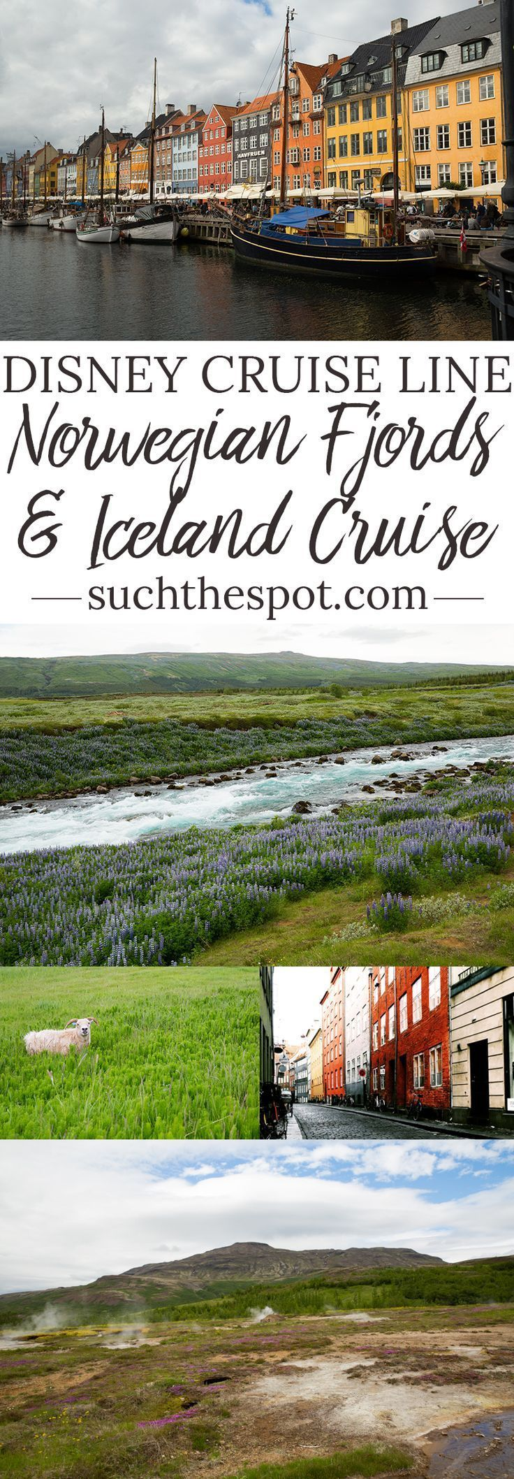 From strolling Nyhavn in Copenhagen to Norway's cobblestone streets to Iceland's geysers, our Norwegian Fjords and Iceland Cruise aboard the Disney Cruise Line was a bucket list trip for sure! This trip report is full of beautiful pictures and all the det